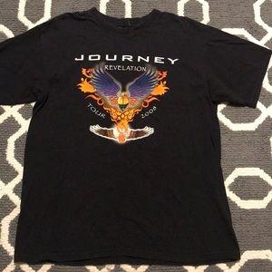 Journey 2008 Concert TShirt